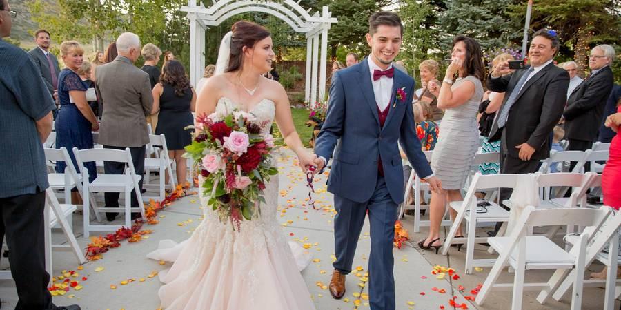 Ken Caryl by Wedgewood Weddings wedding Denver