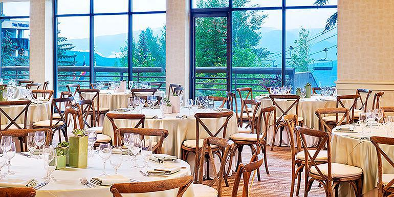 The Westin Snowmass Resort wedding Aspen/Vail/High Rockies
