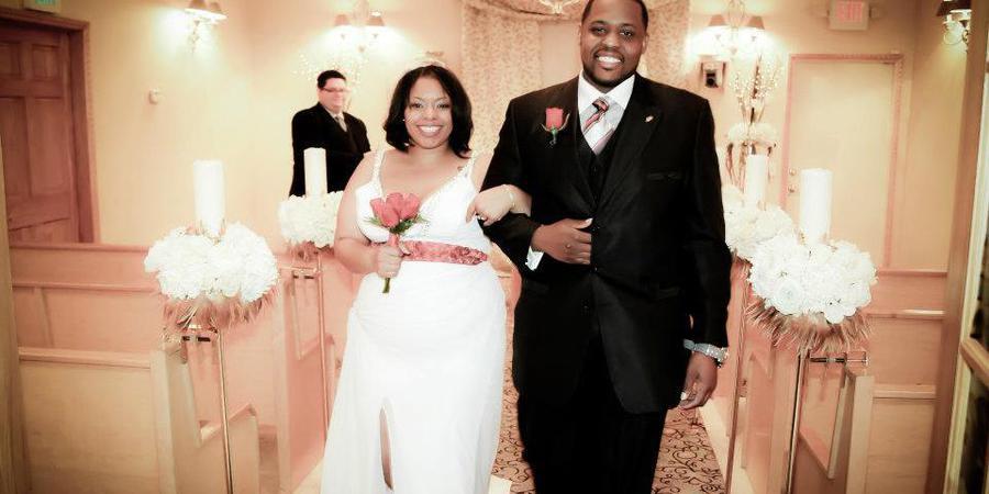 Mon Bel Ami Wedding Chapel wedding Las Vegas