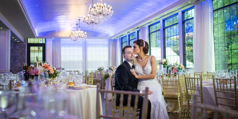 Swan Club On The Harbor wedding Long Island