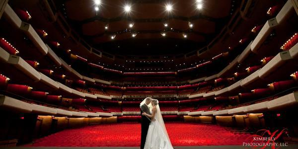 Straz Center wedding Tampa