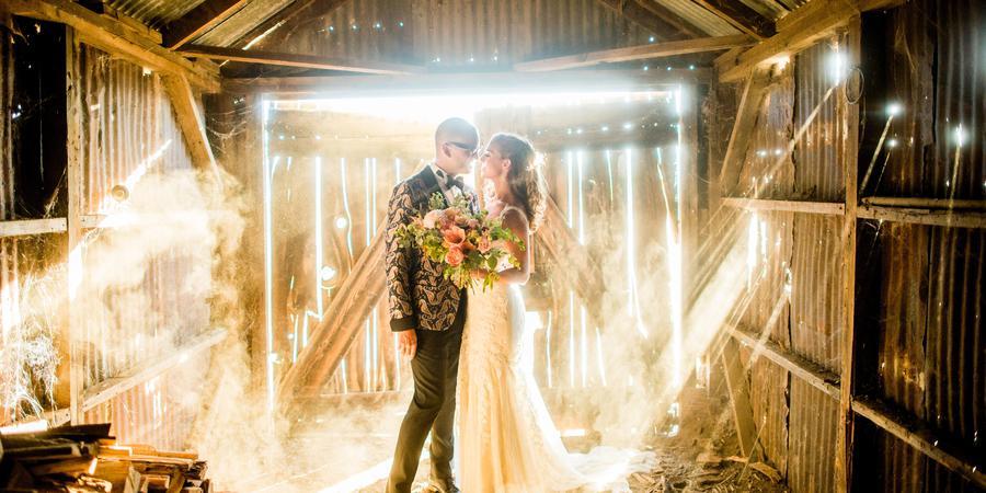 Flying Caballos Ranch wedding Central Coast