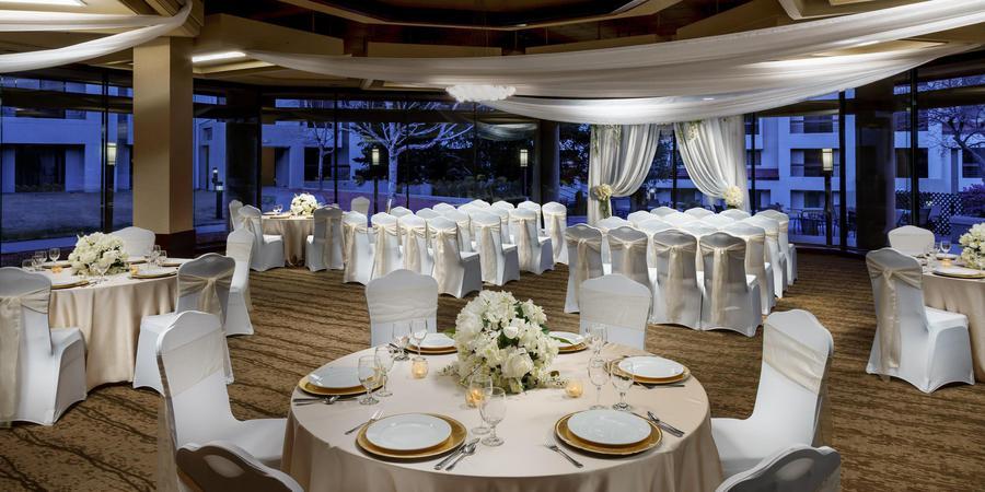 DoubleTree by Hilton Colorado Springs wedding Colorado Springs