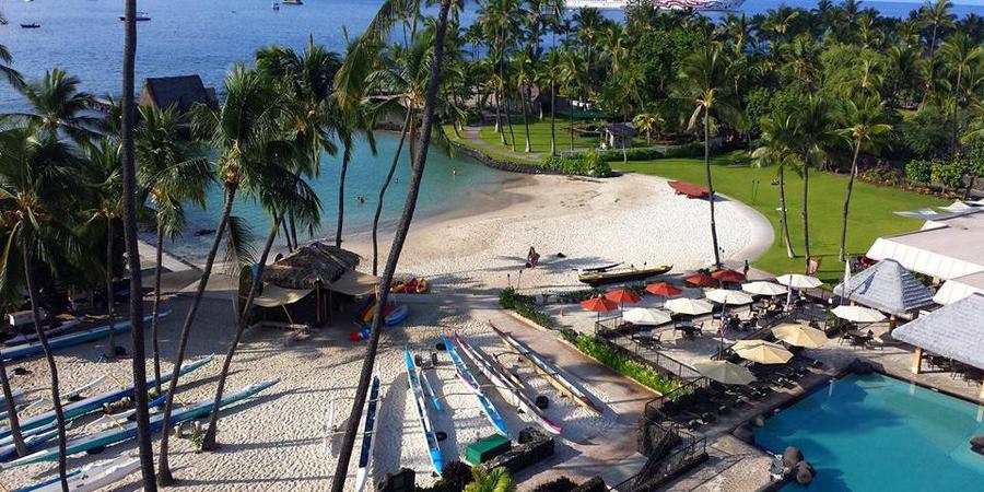 Courtyard King Kamehameha S Kona Beach Hotel Weddings Get Prices