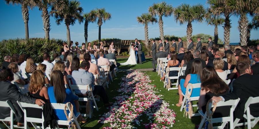 Hammock Dunes Club wedding Jacksonville