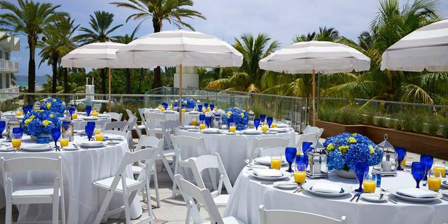 Shelborne South Beach wedding Miami