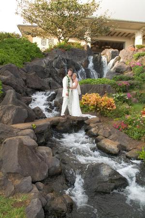 Grand Hyatt Kauai Resort and Spa wedding Kauai