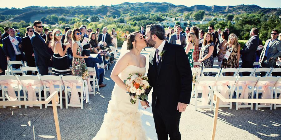 Coto de Caza Golf & Racquet Club wedding Orange County