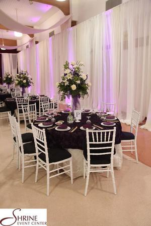 Shrine Event Center wedding East Bay