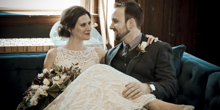The Silver Fox wedding Chicago