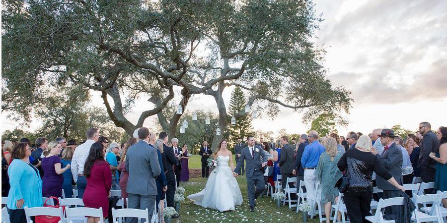 IMG Academy Golf Club wedding Tampa