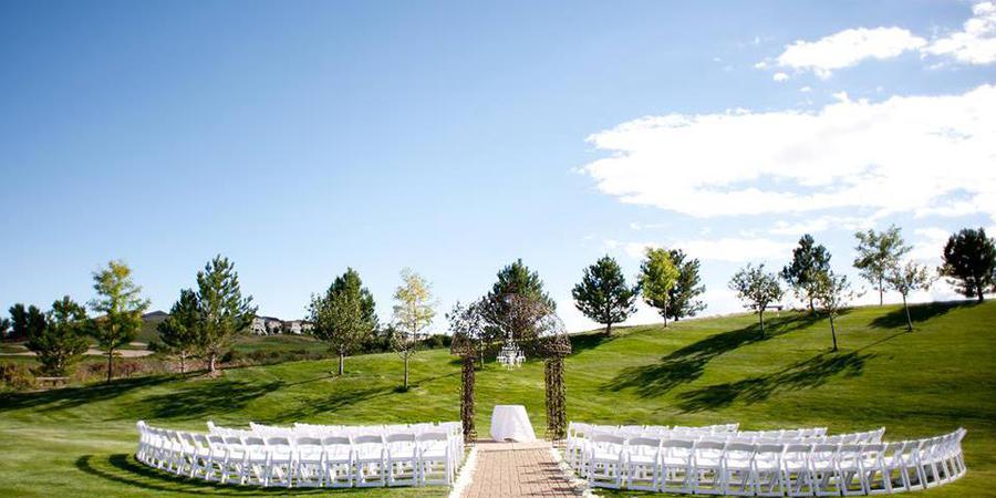 Black Bear Golf Club wedding Denver