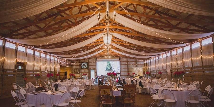 The Barn at Sierra Springs wedding Atlanta