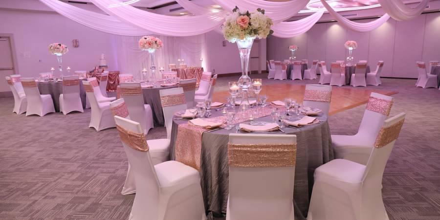 Holiday Inn Orlando International Airport wedding Orlando