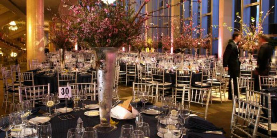 The Music Center wedding Los Angeles