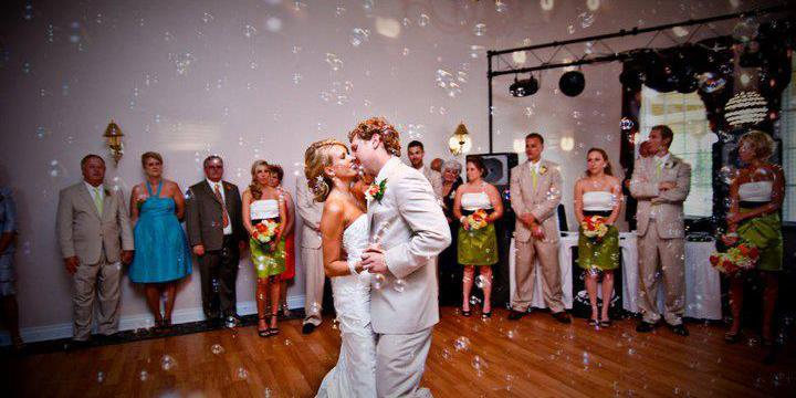 Rockledge Country Club wedding Central Florida Beaches/Coast