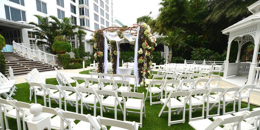 The Palms Hotel & Spa wedding Miami