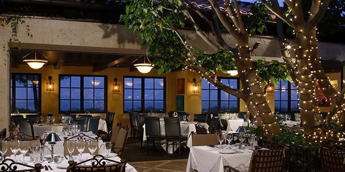 Mastro's Ocean Club wedding Orange County
