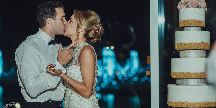 Baylor Club wedding Dallas