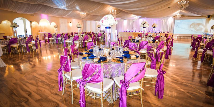 Imperial Design Hall wedding Orlando