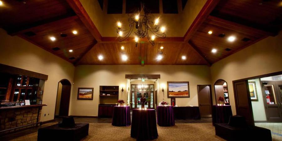 Flintrock Falls Country Club and Golf Course wedding Austin