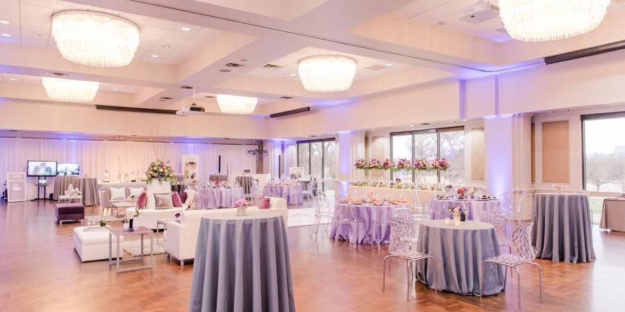 The Clubs of Prestonwood wedding Dallas