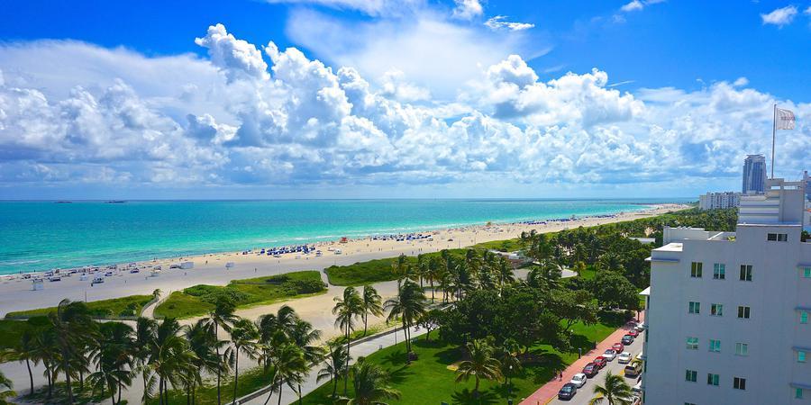 The Tides South Beach Hotel wedding Miami