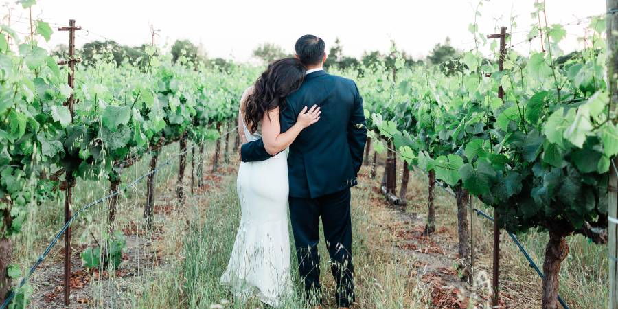Santa Rosa Golf and Country Club wedding Napa/Sonoma