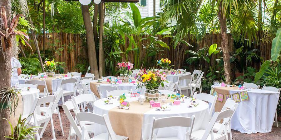 Old Town Manor wedding Florida Keys