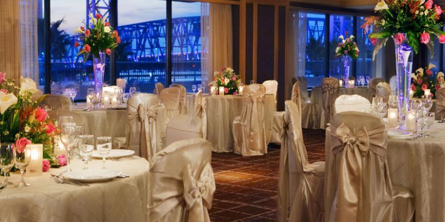 Hyatt Regency Jacksonville Riverfront wedding Jacksonville