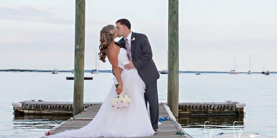Shining Tides Weddings By the Sea wedding South Shore