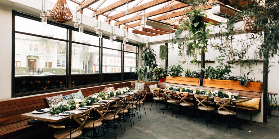 Madera Kitchen wedding Los Angeles