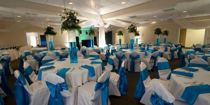 Palms Conference Center wedding Northwest Florida