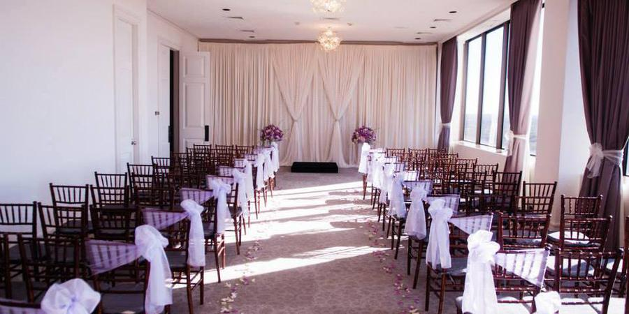 The Orion Ballroom wedding Dallas
