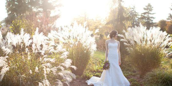 The Gardens at Elm Bank wedding Boston