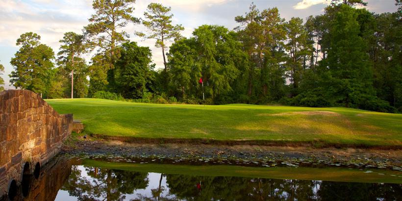 Willow Creek Golf Club wedding Houston