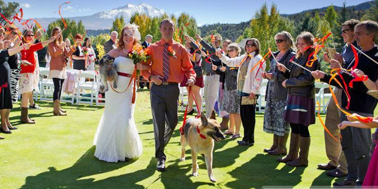 Aspen Glen Club wedding Aspen/Vail/High Rockies