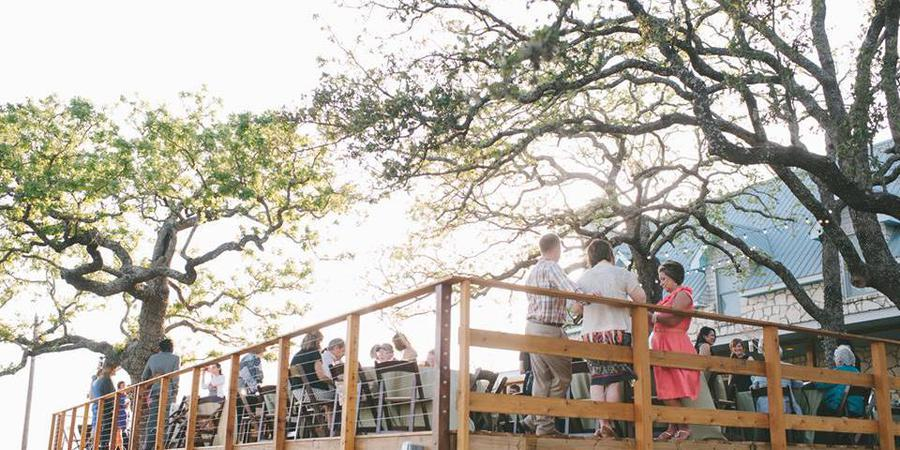 Heart of Texas Ranch and Winery wedding Austin