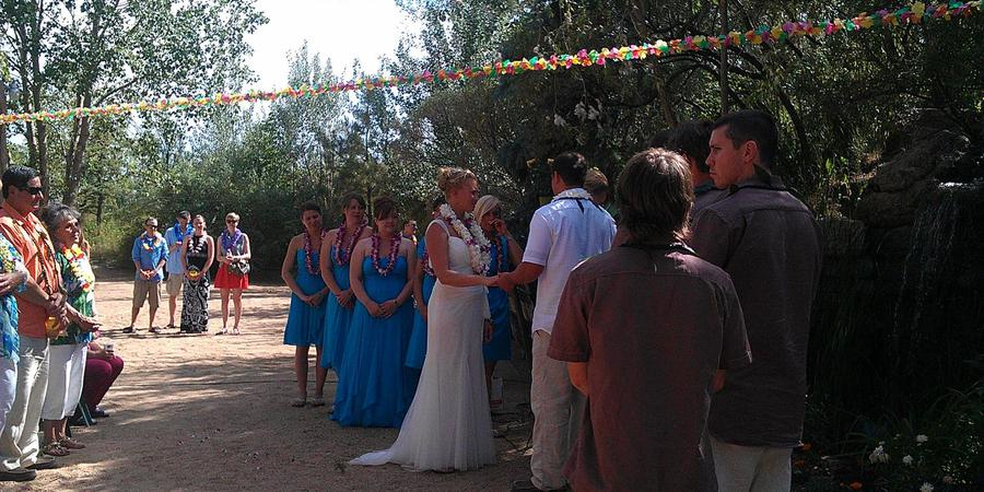Island Promotions LLC wedding Boulder/Fort Collins