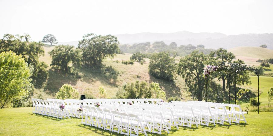 The Callippe Preserve Golf Course wedding East Bay