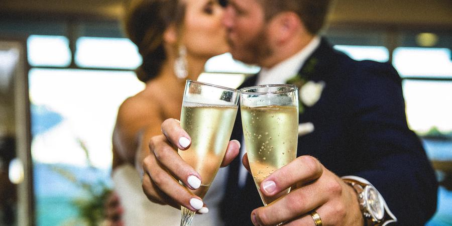 The Texas Tech Club wedding Lubbock