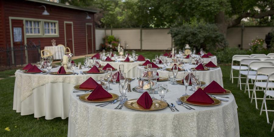McCreery House wedding Denver