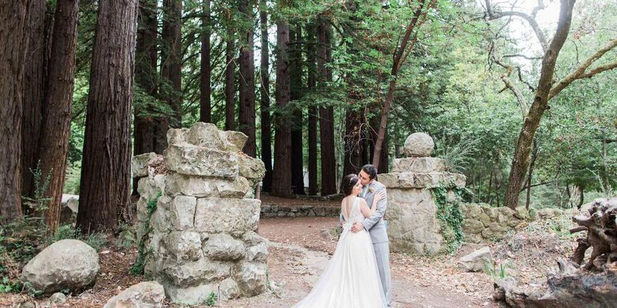 Walden West wedding South Bay