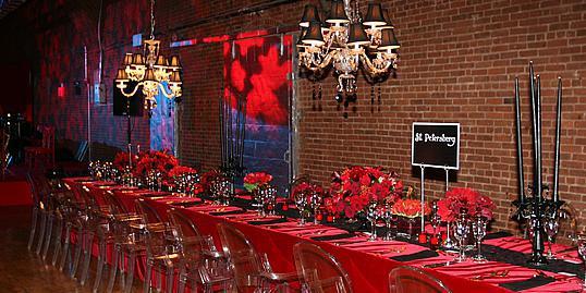 The Waterfront wedding Manhattan