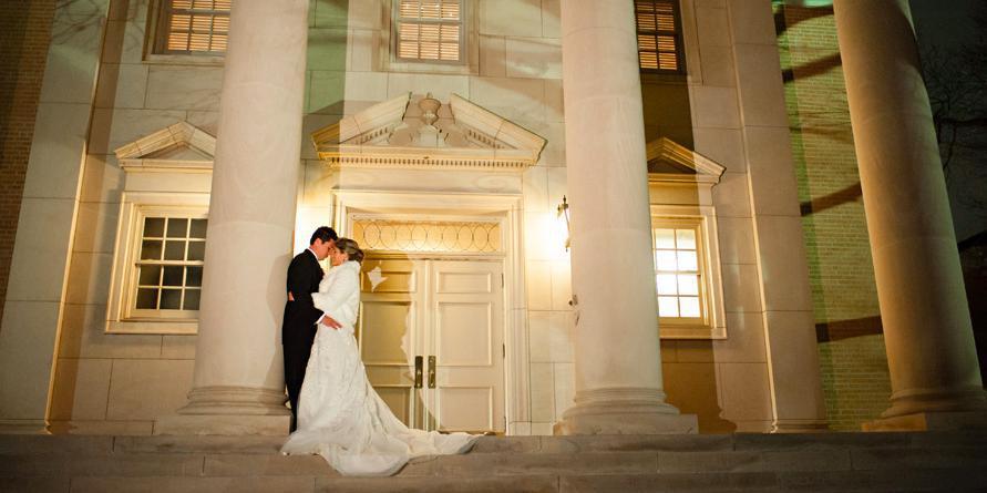 Robert Carr Chapel wedding Fort Worth