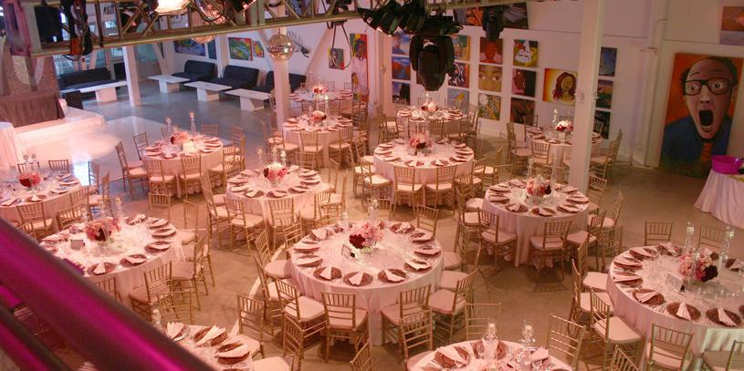 Artists For Humanity Epicenter wedding Boston