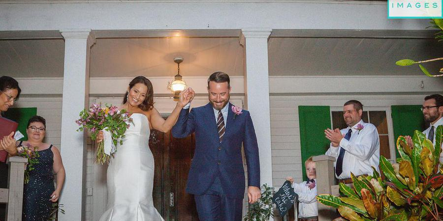 Historic Home & Tropical Gardens wedding Florida Keys