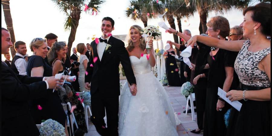 TradeWinds Island Resorts wedding Tampa