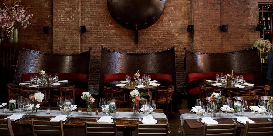 MyMoon Restaurant & Event Venue wedding Brooklyn