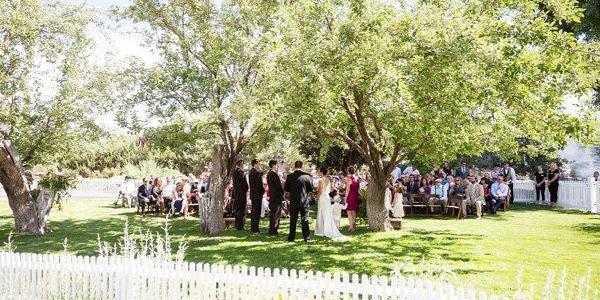 Jacobs Family Berry Farm wedding Lake Tahoe